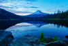 Mt Hood and Trillium Lake #1