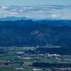 Over Tillamook, Oregon