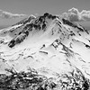 Three Sisters in BW
