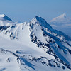 View of Mt. Jefferson from Three Sisters